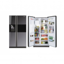 Buy Samsung RS21HFLMR - 524l Mirror Side-By-Side Fridge/Freezer