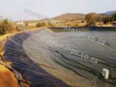 Earth Dam Linings/ Grond Dam Voerings