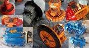 Great Priced Great Working Condition 1-Phase & 3-Phase Electric Motors For Sale!