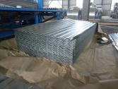 IBR, corrugated and widespan Chromadek, galvanized and Aluzink roof sheeting