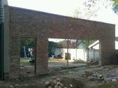 Rebuild in project