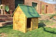 Wooden Dog Kennels for sale