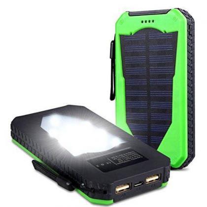 15800mAh Solar PowerBank