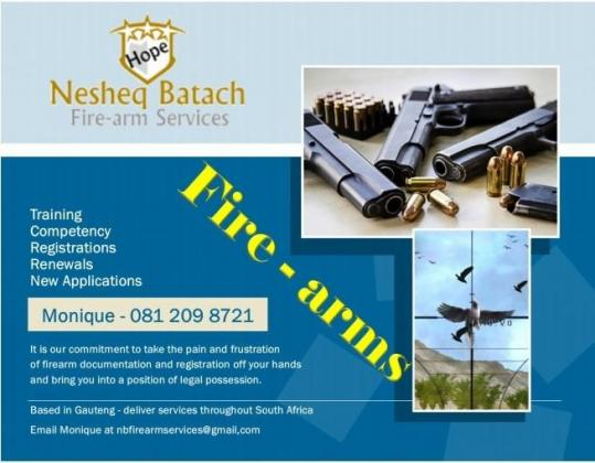 All Firearm Related Services