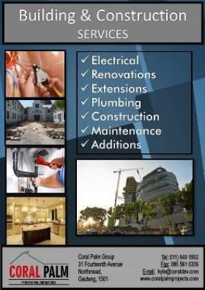 Building , Maintenance and Construction