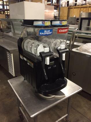 BUNN Gourmet Ice, Countertop Dual Frozen Drink Machine