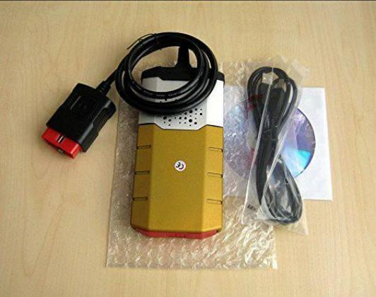 GOLD Delphi DS150e Diagnostic Cars and Trucks Bluetooth