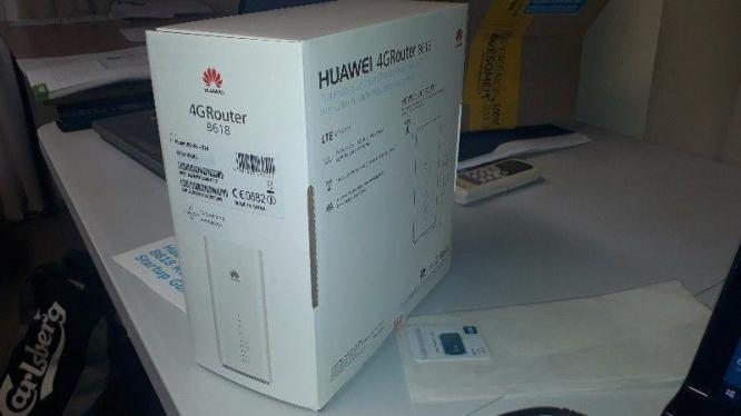 HUAWEI LTE 4G - 5G Routers for Sale