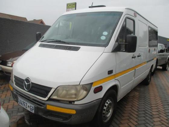 Mercedes Benz Sprinter