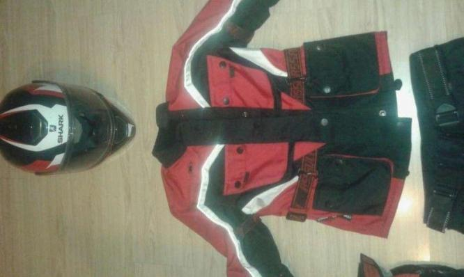 MOTORCYCLE JACKET - SMALL SIZE