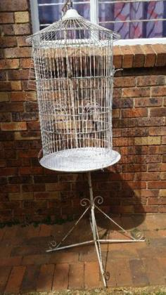 Used Bird Cages for sale - All Shapes and Sizes Big and Small in Emmarentia, Gauteng
