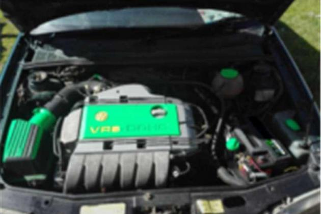 VW VR6 93 2.8 6cylinder