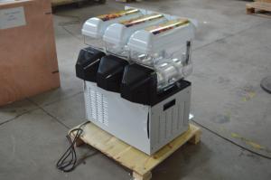 3 barrel slush machines