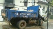 We do demolishing/Rubble removers everywhere