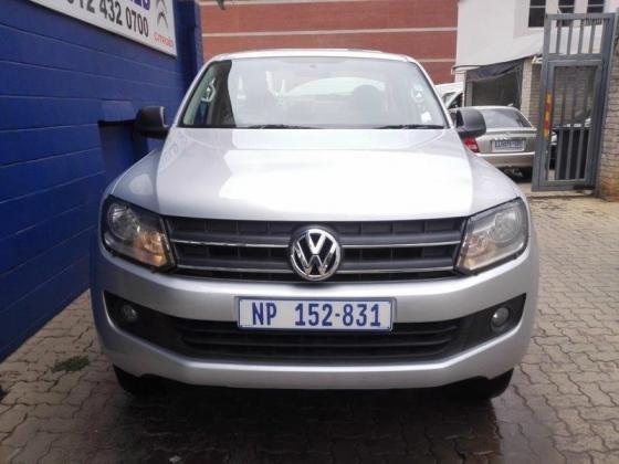2013 VW AMAROK 2.0TDI TREND 90KW. -R 229,990-Excellent(Diesel)