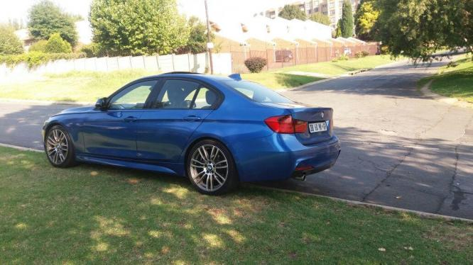 2015 BMW F30 M SPORT PERFORMANCE