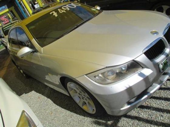 SILVER BMW 325I AUTOMATIC