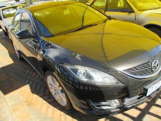 BLACK MAZDA 6 AUTOMATIC