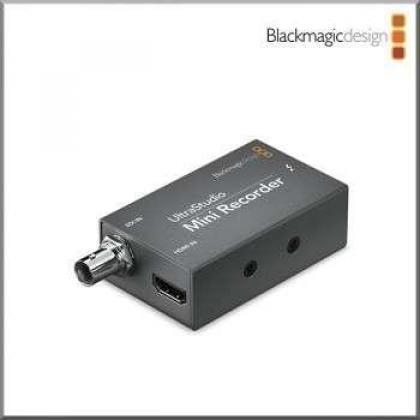 Black Magic Design Ultra Studio Mini Recorder in Kempton Park, Gauteng