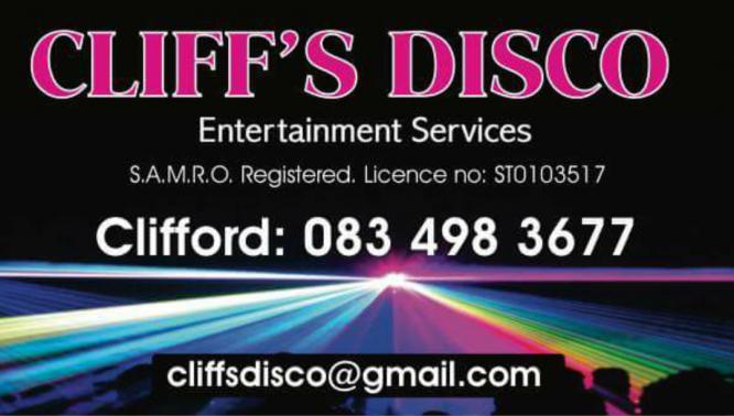 CLIFF'S DISCO