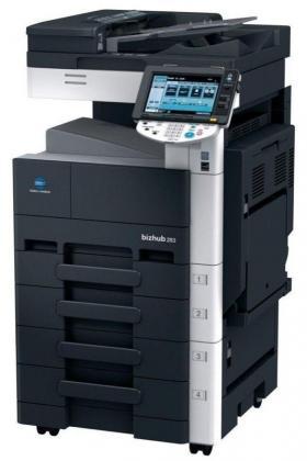 Copiers and Printers(Konica Minolta)