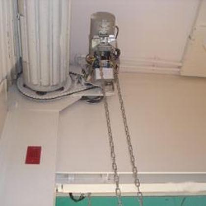 INDUSTRIAL ROLLER SHUTTER DOOR REPAIRS