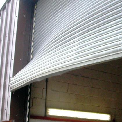 INDUSTRIAL ROLLER SHUTTER DOOR REPAIRS AND SERVICES