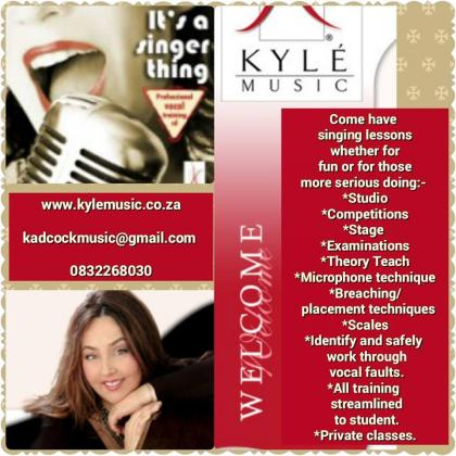Miss Kyle Adcock's Music School