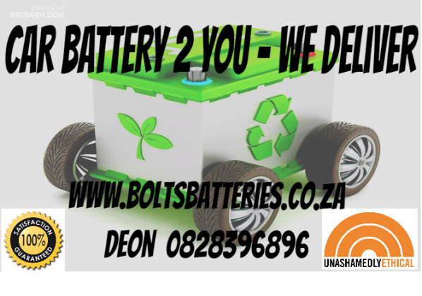 New Car Batteries *24/7* After hours