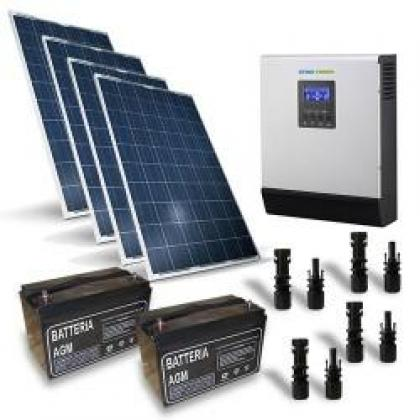 Solar Power and Energy