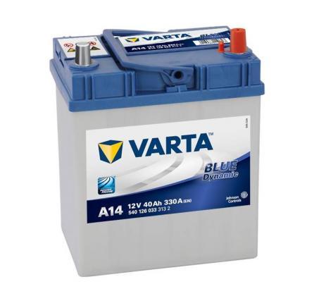 Varta A14 - 616 12v 35ah Car Battery - Maiden Electronics Battery Fitment Centre R1220