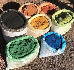 Oxide and Pigments