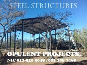 Steel structures /best prices best quality