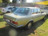 GOLDEN 80'S  FOR SALE !! MERCEDES-BENZ (1985)