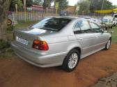 SILVER 2002 BMW 5 SERIES FOR ONLY R59 900
