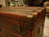 Authentic Vintage Louis Vuitton Trunk