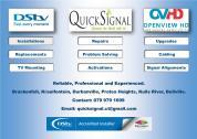 DSTV & OVHD Installer Brackenfell