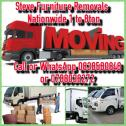 Removals to and from Gauteng