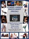 Studio Launch Photo Shoot Special