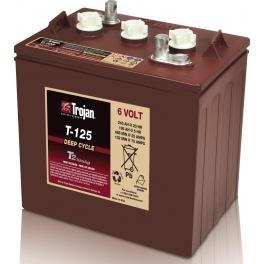 Trojan T125 6v 240ah Golf Cart Battery R3795.00 | Midrand ... on trojan car batteries, 6 volt golf car batteries, trojan motorhome batteries, trojan solar batteries, deka 12 volt 24 group cart batteries, trojan t-875 batteries prices,