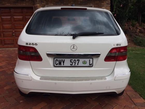 2011 Mercedes-Benz B200 CDI A/T in Pretoria-Tshwane, Gauteng