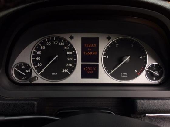 2011 Mercedes-Benz B200 CDI A/T