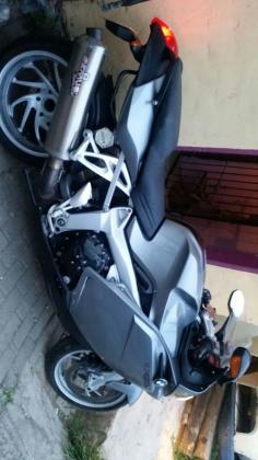 BMW K-SERIES BIKE