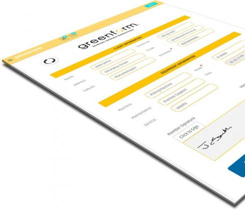 Convert Your Paper Form into Web Form at GreenForm Mobile Solution in Pretoria North, Gauteng