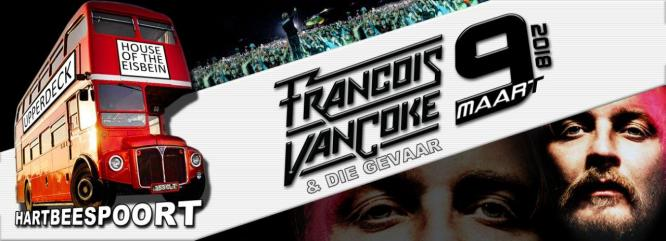 Francois van Coke and die Gevaar band