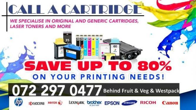 Ink Cartridges & Toners