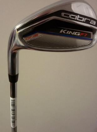 King Cobra F7 One Length 5-PW+GW Steel Regular