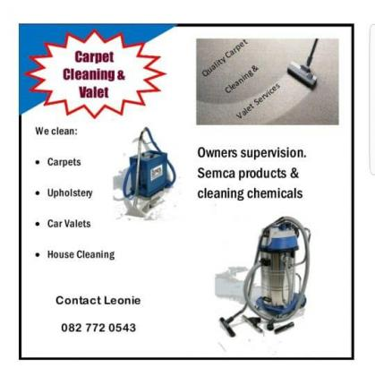 Quality Carpet Cleaning & Valet
