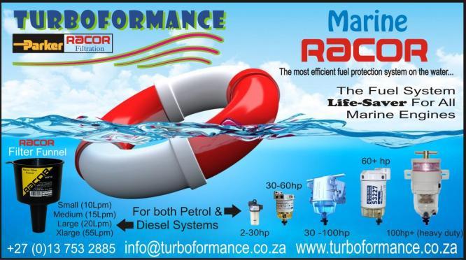Racor Marine Fuel Filter/Water Separator