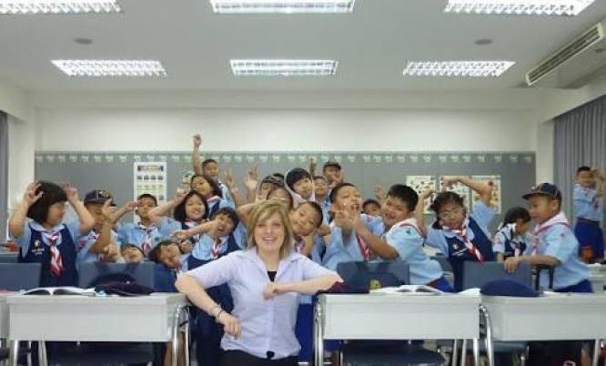 Teachers to teach English